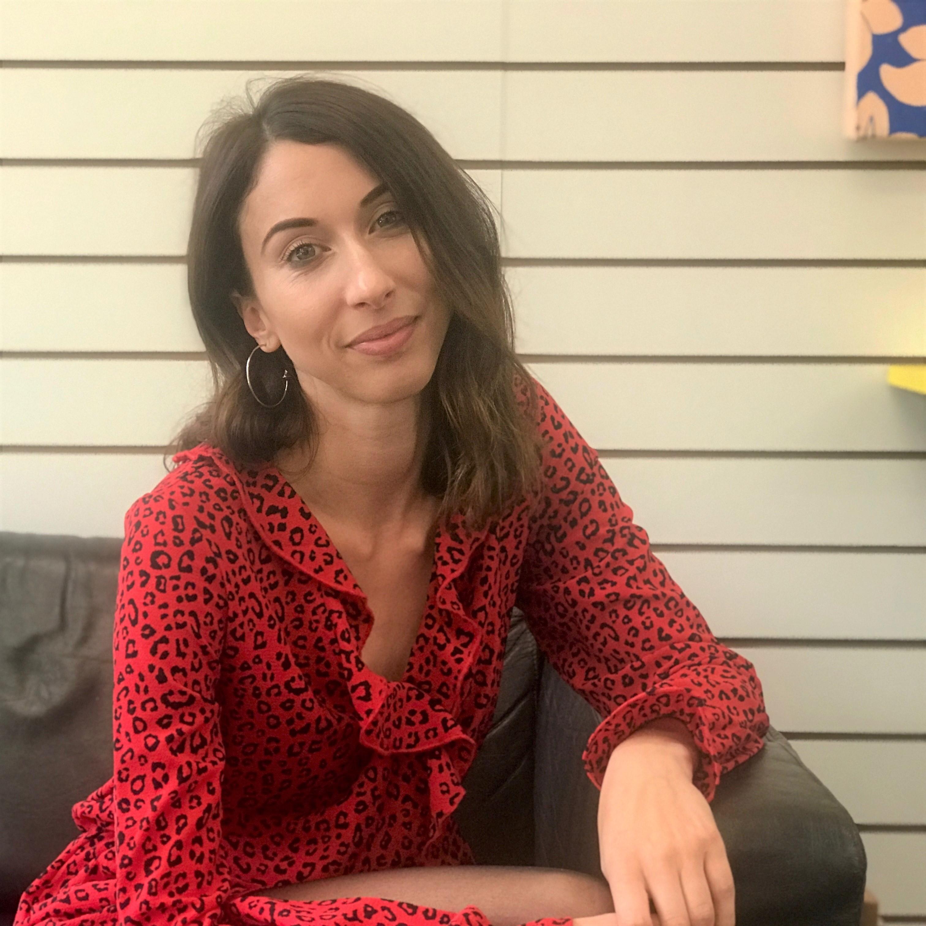 Staff portrait Lidia Patrizia
